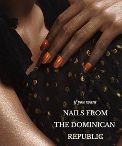 The Dominican Secret for Tough Nails