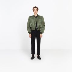 BALENCIAGA Casual Cropped Pants