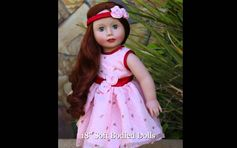 Best Fashion for 18 inch Dolls and American Girl. Visit http://www.harmonyclubdolls.com