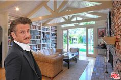 Sean Penn selling his secluded Malibu Ranch house for $6.6M.
