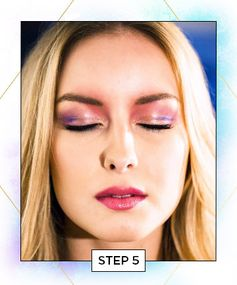 Watercolor Makeup: Step 5