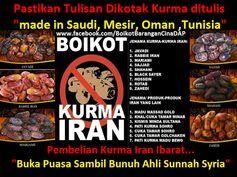 Boikot Produk Iran