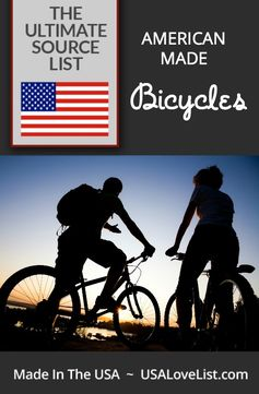 Cruiser Bikes Made In The Usa The ultimate American made