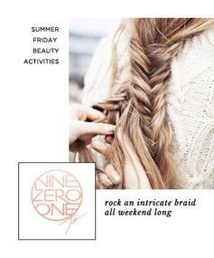 Get Coachella-Level Braids