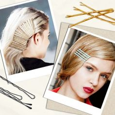 12 Gorgeous and Easy Bobby Pin Hairstyles