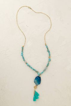 Turquoise Lagoon Necklace