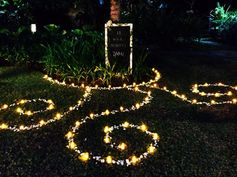 Spiral Luminaries by: #mishees #wedding #ShangrilaBoracay #weddingideas #destinationwedding