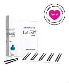 Best Eyelash Product No. 3: Latisse, $120