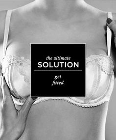The Ultimate Fix: Get Fitted!