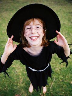 Fabriquez un costume de sorcières pour Halloween