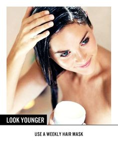 Pamper Your Hair (Seriously)