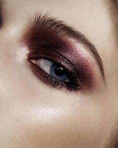 Wine eyes.