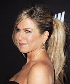 Best ponytails of all time: Jennifer Aniston