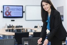 #Buckinghamshire - And Meetings - Milton Keynes - https://www.venuedirectory.com/venue/26907/and-meetings--milton-keynes  This #meeting #venue has 7 #training rooms available for hire by the hour. They can offer a full range of presentation equipment, and can also offer a range of different seating layouts - if you're not sure on what would best suit your training session then the team would be delighted to offer assistance.