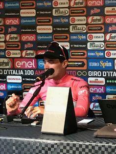 L'alleanza del Nord si prende il Giro d'Italia. Dumoulin diventa Rosa