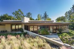 Lloyd Wright midcentury home.