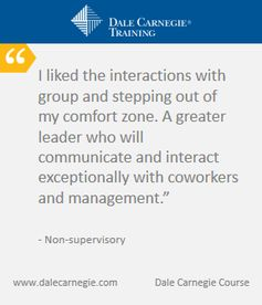 Benefit: Getting out of my comfort zone; Becoming a better communicator and team leader.