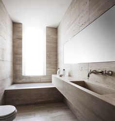 Apartment In Rome - Picture gallery #architecture #interiordesign #bathroom