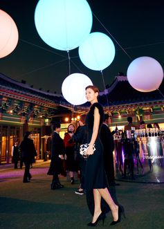 One Night in Seoul. #FerragamoKorea