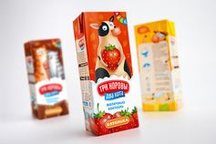 3 Cows 2 Cats on Packaging of the World - Creative Package Design Gallery