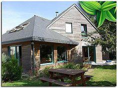 Maison En Bois Bretagne