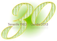 30th Anniversary of the Green Manifesto Tenerife and start of the process of the Confederation. In Gandia, June 2013.