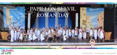 Roman Day at Papillon Belvil