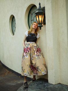 Elle Fanning by Thomas Whiteside for ELLE UK, February 17