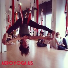 www.pilates-aereo.com www.yoga-aereo.com www.yogaaereosevilla.es #sevilla #yogaaereo #aeroyoga #pilatesaereo #andalucia #malaga #marbella #cadiz #aeropilates #ejercicio #wellness #bienestar #coaching #entrenamiento #yoga #pilates   Foto: YESTERDAY...OUR DEAR MADRID #TEACHER TRAINING STUDENTS Do THE 'INFINITY' #AERIAL #YOGA #POSE (#VAIHAYASA SUPTA KONASANA), #BENEFITS #aeroyoga #aereo #yogaswing #suspension #wellness #bienestar #salud #health #belleza #beauty