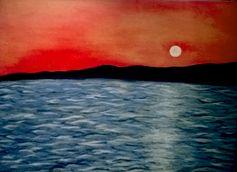 Sunset by Kristen Kelly