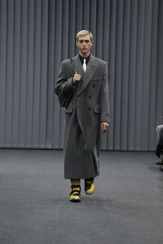 Fall Winter 17 Menswear collection | Look 9