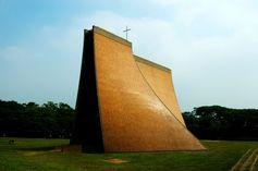 AD Classics: Luce Memorial Chapel / I.M. Pei