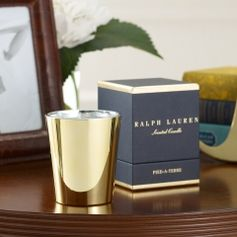 Pied-a-Terre Candle - Ralph Lauren Home Candles and Diffusers - RalphLauren.com