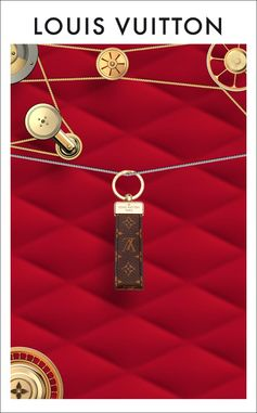 Add some charm to the Holidays. Shop Louis Vuitton's Gift Selection.