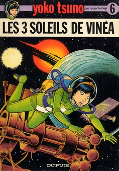 Mes héroïnes en fiction: Yoko Tsuno