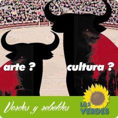 Los Verdes consideran que la emisión por TV de corridas de toros en horario infantil vulnera la Ley de Comunicación Visual