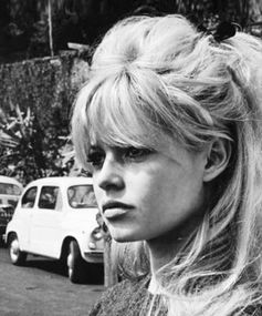 Best ponytails of all time: Bridgette Bardot