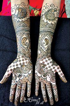 Mehndi Maharani 2013 Finalist: Henna For All