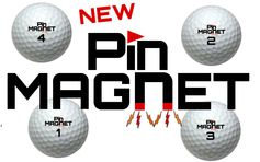 The Pin Magnet golf balls from Divot Golf - these balls will find the pin. Order yours today - available in sleeve of 3 balls or a boxed Dozen http://www.divotgolf.co.nz/index.php?route=product%2Fproduct&path=116_106&product_id=245 or http://www.divotgolf.co.nz/index.php?route=product%2Fproduct&path=116_106&product_id=172