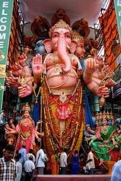 Celebrating Ganesh Chaturthi