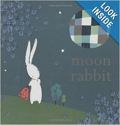 Moon Rabbit: Natalie Russell Bedtime story book