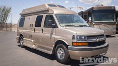 Have the #camping experience of a lifetime in the 2011 Pleasure-Way Lexor #RV.