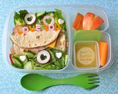 BentOnBetterLunches: Salad & Sandwich, Soup & Sides