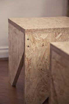 OSB furniture