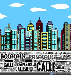 La ciudad |  | Más materiales en www.profedeele.es y www.fb.com/PracticamosEspanol