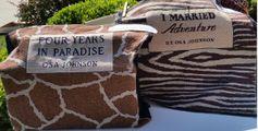 IMA & 4 yrs tote bags $32.50 each