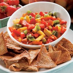 Fruit Salsa Recipe | Farm Flavor