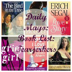 Book List: Tearjerkers