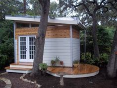 Tiny house studio