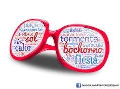 Verano |  | Más materiales en www.profedeele.es y www.fb.com/PracticamosEspanol